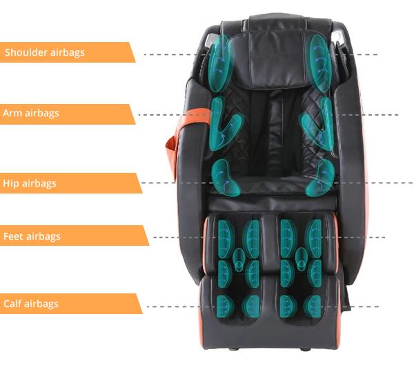 Everest Massage Chair