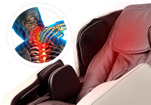 back heating for Komoder FOCUS Massage Chair