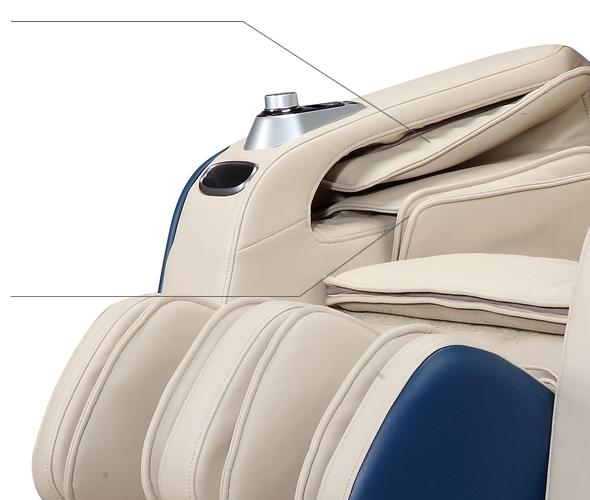 Komoder Veleta massage chair arm massage