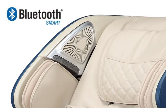 Veleta Massage Chair with Bluetooth function