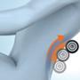 lower back massage Panasonic EP MA70